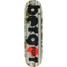 Flip - Berger Glitch Deck-8.25 - Skateboard Deck