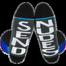 Fuel - Std Crew Crossover/send Nudes - Skateboard Socks