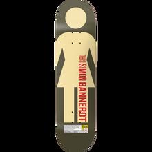 Girl - Bannerot Grid Og Deck-8.25 - Skateboard Deck
