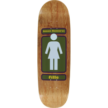 Girl - Bannerot 93 Till Deck-9.25x32 - Skateboard Deck