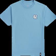 Girl - Carroll Bruised Heel Ss Xl-carolina Blue - T-Shirt