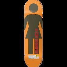 Girl - Kennedy Grid Og Deck-8.37 - Skateboard Deck