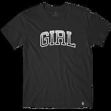 Girl - Hombre Arch Ss S-black - T-Shirt