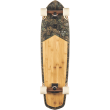 Globe - Blazer Xl Comp-9.75x36.25 Bamboo/floral Couch - Complete Skateboard