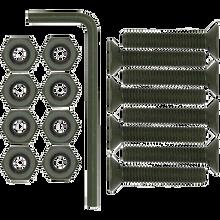 """Habitat - Terratone Hardware Set 1"""" Allen Green - Skateboard Hardware"""