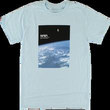 Habitat - Nasa Solitude Ss M-blue - T-Shirt
