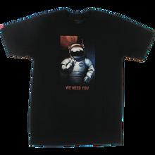 Habitat - Nasa We Need You Ss M-black - T-Shirt