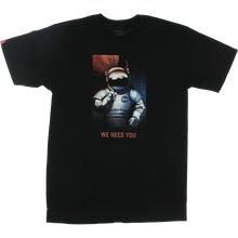 Habitat - Nasa We Need You Ss S-black - T-Shirt