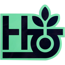 Habitat - H-pod Decal Green 1pc