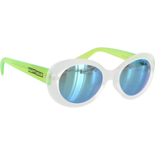 Happy Hour - Hour Beach Party Sunglasses Shocking Green
