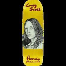Heroin - Scott Holly Deck-9.0x32.4 - Skateboard Deck
