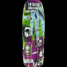Heroin - Shaw Rain Dog Deck-9.25x32 - Skateboard Deck