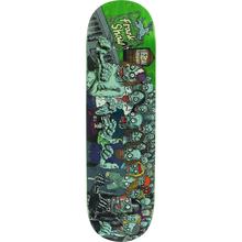 Heroin - Shaw Zombies Deck-8.62 - Skateboard Deck