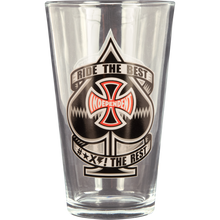 Independent - Ante Pint Glass