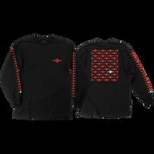Independent - Baker 4 Life L/s Xl-black - T-Shirt
