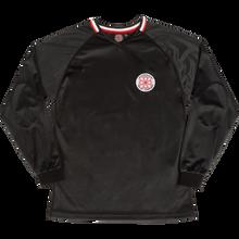 Independent - Defender L/s Jersey L-black - T-Shirt