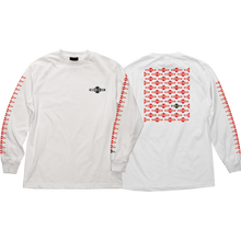 Independent - Baker 4 Life L/s M-white - T-Shirt