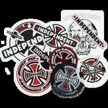 Independent - 10/pack Assorted Decals