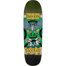 Krooked - Drehobl Bat Deck-9.25 - Skateboard Deck