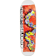 Krooked - Drehobl Sickworm Deck-9.25 - Skateboard Deck