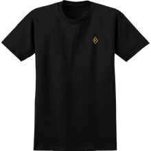 Krooked - Diamond K Ss M-black - T-Shirt