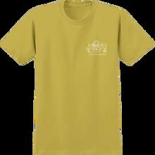 Krooked - Arketype Dude Ss L-mustard - T-Shirt