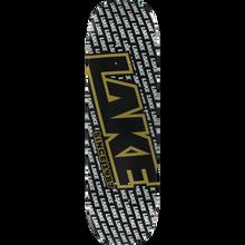 Lake - Gold Digger Logo Deck-8.5 Blk/sil/gold - Skateboard Deck