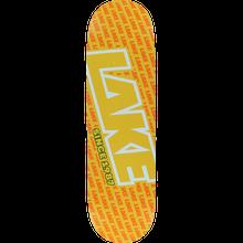 Lake - Orange Bowl Logo Deck-8.25 - Skateboard Deck