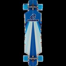 Layback Longboards - Sunstripe Dt Complete-9.75x40 Blue - Complete Skateboard