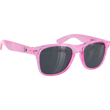 Lowcard - Party Shades Sunglasses Translucent Pink