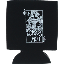 Lowcard - Queen Card Coozie Black