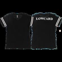 Lowcard - She Blitz Girls Jersey Tee M-black - Womens Shirt