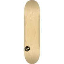 Mini Logo - Deck 191/k16 Mini-7.5 Chevron Stamp Natural Ppp - Skateboard Deck