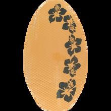 Miscellaneous - Wooden Eva Embossed Top Skimboard Orange