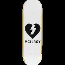 Mystery - Mcilroy Heart Deck-8.25 - Skateboard Deck