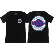 No Use Anymore - Seal Logo Ss S-black - T-Shirt