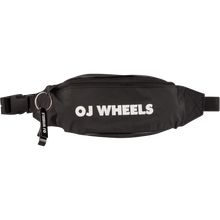 Oj Wheels - Bar Logo Fanny Pack Black - Backpack