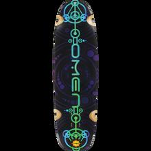 Omen - Crop Circles Deck-8.9x33 - Longboard Deck