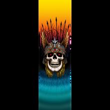 Powell Peralta - Grip Sheet 9x33 Anderson Skull - Skateboard Grip Tape