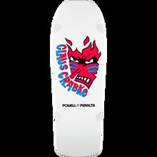 Powell Peralta - Grabke Reissue Deck-10.25x30.5 Wht/red/blu - Skateboard Deck