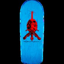 Powell Peralta - Rayrod Skull/sword Og Snub Dk-10x28.2 Blu/rd - Skateboard Deck