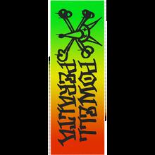 Powell Peralta - Grip Sheet 10.5x33 Rat Bones Fade2 Rasta - Skateboard Grip Tape