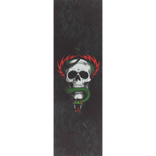 Powell Peralta - Grip Sheet 10.5x33 Mcgill Skull & Snake - Skateboard Grip Tape