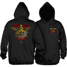 Powell Peralta - Banner Dragon Hd/swt M-black - Skateboard Sweatshirt