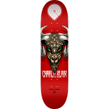 Powell Peralta - Blair Goat Deck-8.25 Red Ppp - Skateboard Deck
