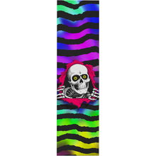 Powell Peralta - Grip Sheet 9x33 Ripper Tie Die - Skateboard Grip Tape