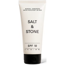 Salt & Stone - & Stone Spf50 Sunscreen Lotion 3oz