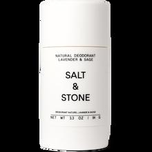 Salt & Stone - & Stone Natural Lavender+sage Deodorant 3.3oz