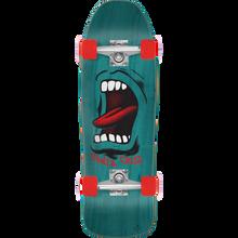 Santa Cruz - Big Mouth 80's Complete-9.35x31.7 - Complete Skateboard