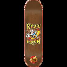 Santa Cruz - Braun Hot Dog Deck-8.25 Pply - Skateboard Deck